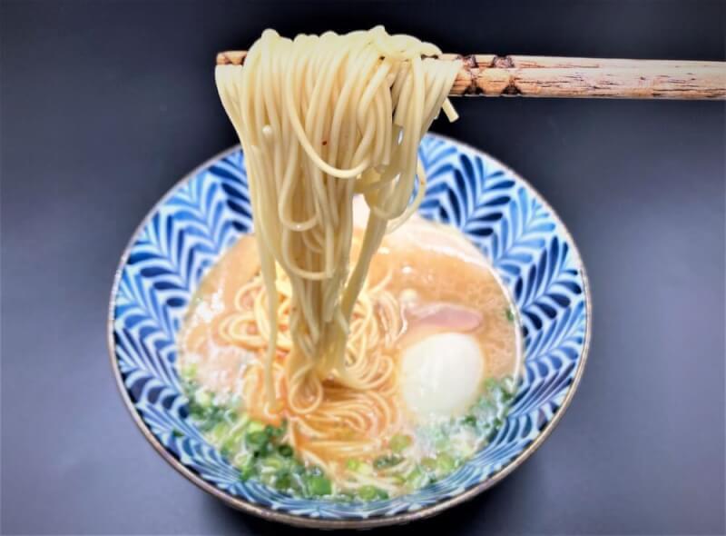 一蘭の博多細麺お土産ラーメン